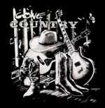 T-Shirt Gone Country