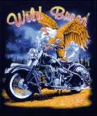 Biker T-Shirt Wild Breed